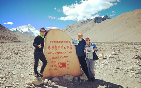 12 Days Tibet Nepal Tour from Hong Kong with Tibet Train Experience