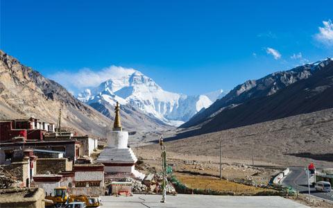 Lhasa to Kathmandu Overland: road condition from Lhasa to Kathmandu