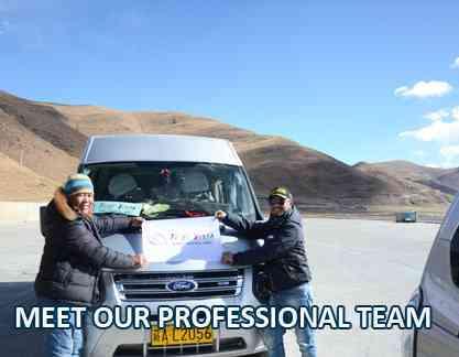 Meet our Tibet