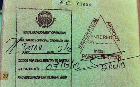 Nepal to Bhutan Visa: how to get Bhutan visa from Nepal?