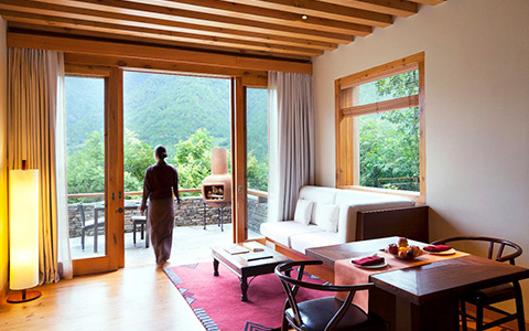 How to Choose Different Accommodations in Bhutan: hotels in Paro, Thimphu & Bumthang