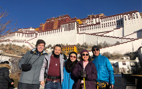 10-Day Xi'an Lhasa Nepal Tour By Flight