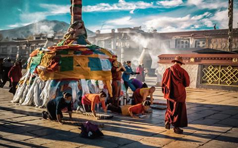 16 Days Chengdu Lhasa EBC Nepal Classic Tour