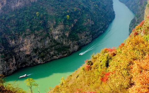 18-Day Shanghai Yangtze River Cruise Lhasa Namtso EBC Kathmandu Tour