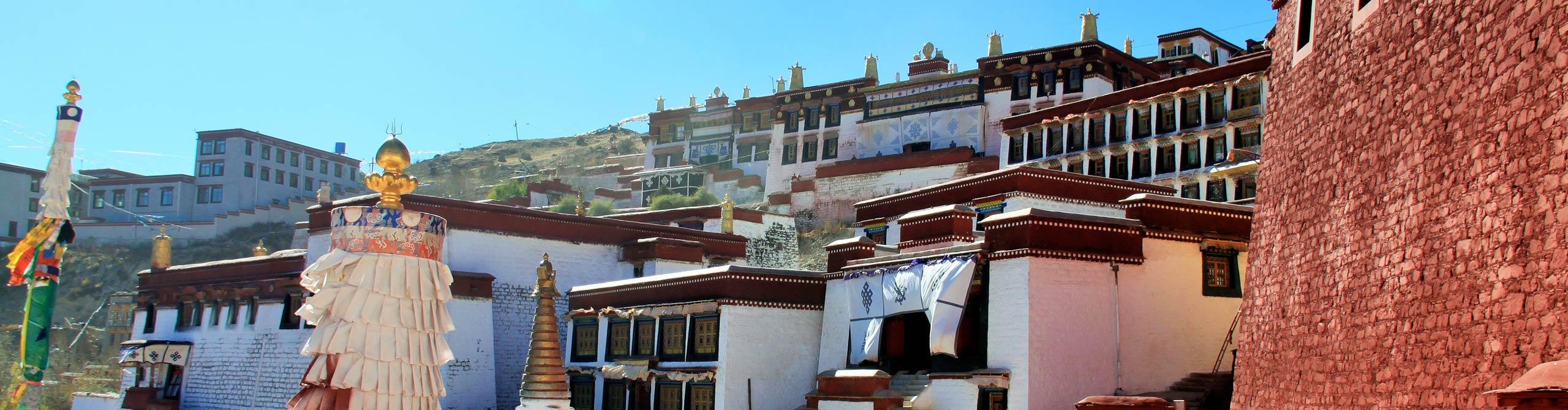 1-Day Ganden Monastery Tour
