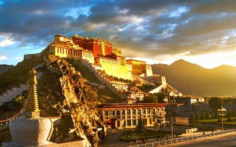 Holy City Lhasa Tour