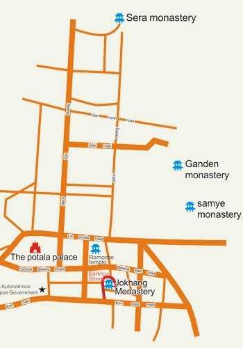 1 Day Samye Monastery Tour