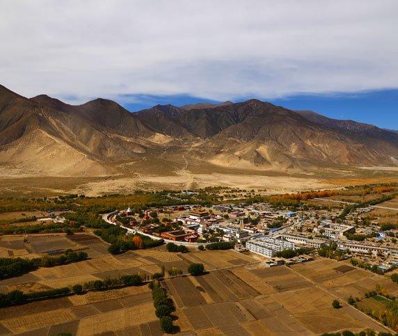 Samye Monastery Overview