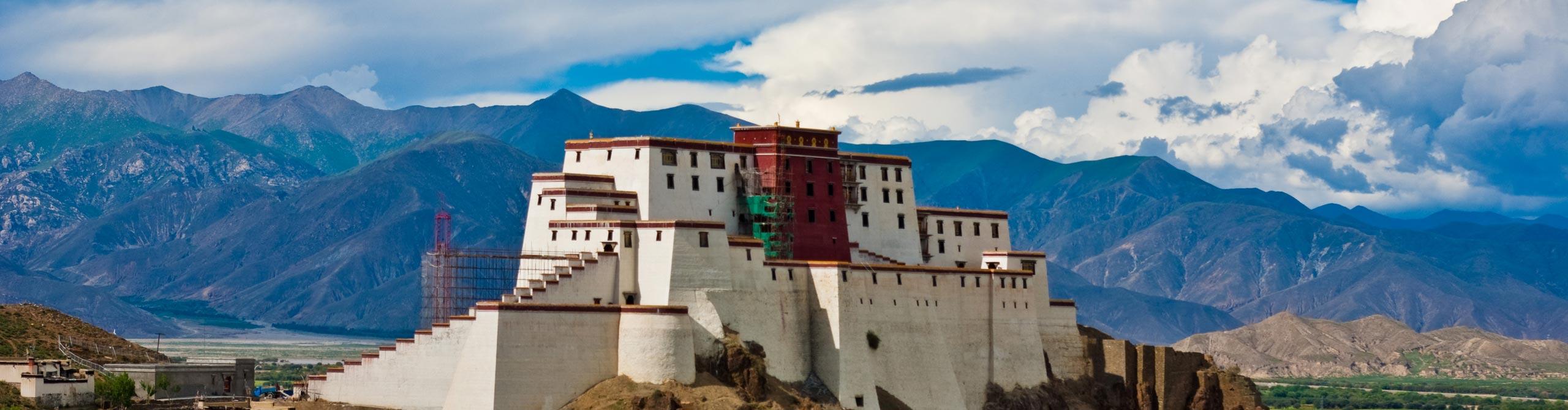 2-Day Lhasa to Shigatse Tour