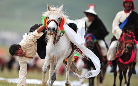 Nagchu Horse Racing Festival