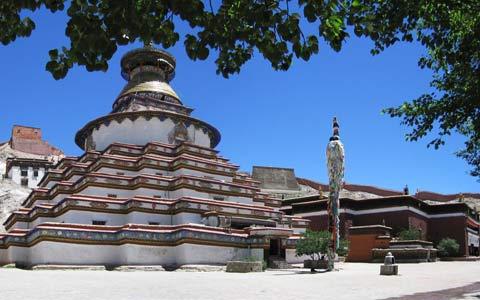 7 Days Kathmandu to Lhasa Overland Trip with EBC