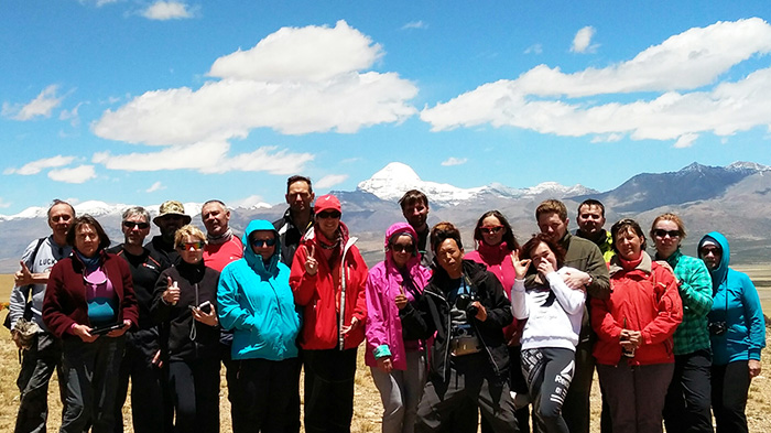 How to keep tourists safe while touring Mt. Kailash?