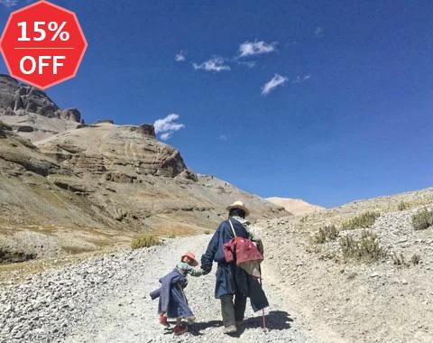 13 Day Lhasa Mt. Everest Mt. Kailash Lake Manasarovar and Kathmandu Adventure Tour
