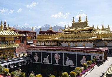 Holy Jokhang Temple