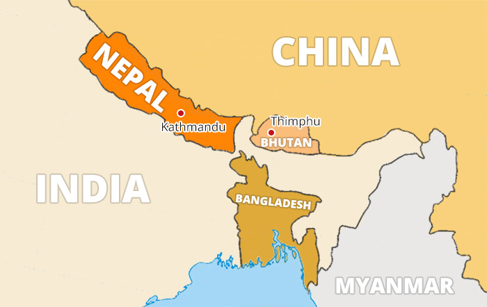 Where is Bhutan in India Map? / Bhutan India Map on overview of india, aerial map of india, products of india, print map of india, attractions of india, description of india, colours of india, clear map of india, nobel prize winners of india, local map of india, resources of india, important places of india, information of india, 3d map of india, latitude of india, the location of india, view map of india, longitude of india, landmarks of india, seasons of india,