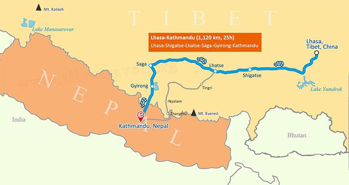 International Flights To Tibet From Us