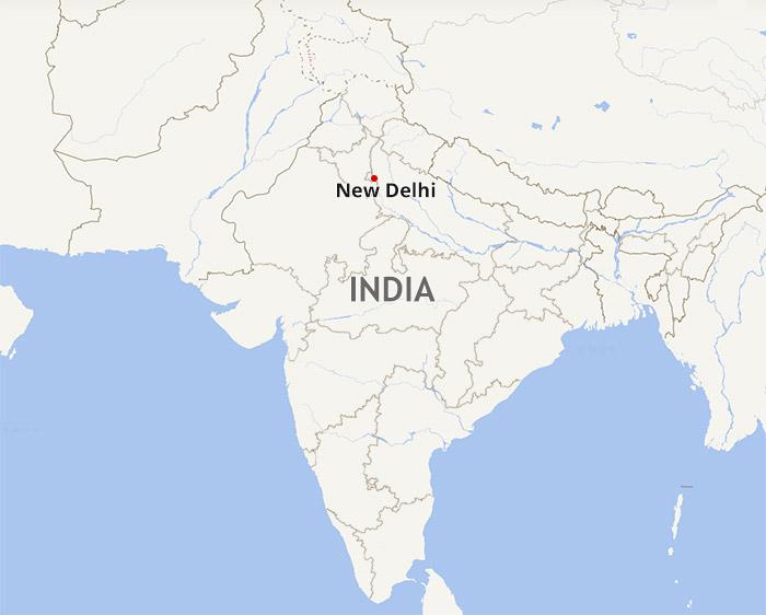 political varanasi in india map Map Of India And Nepal Nepal India Border Map India Tourist Map political varanasi in india map