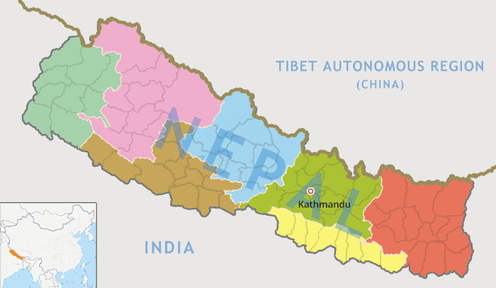 india to nepal train route map Map Of India And Nepal Nepal India Border Map India Tourist Map india to nepal train route map