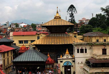 Pashupatinath Temple is one of the most important Hindu temple in Nepal.