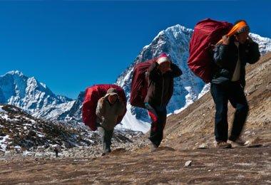 Sherpas