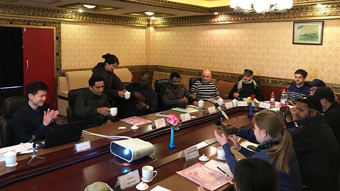 Everest Tour Promotion Seminar
