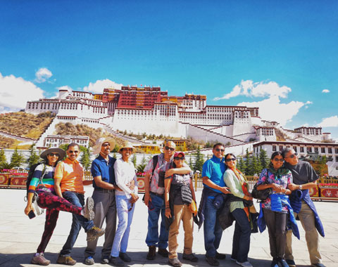 4 Days Lhasa Impression Small Group Tour