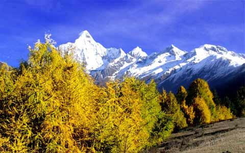 6 Days Trekking Mt. Siguniang, the Oriental ALPs Tour