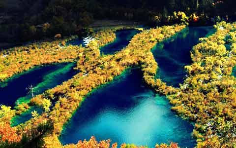 12 Days Jiuzhaigou National Park and Northwest Sichuan Tour