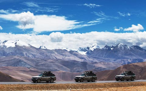 8 Days Tibet-Nepal Highway in-depth Travel