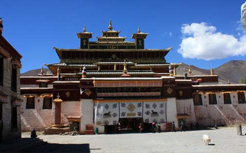 10 Days Central Tibet in-depth travel then overland from Tibet to Nepal