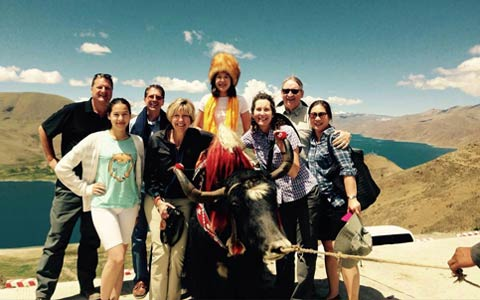 7 Days Lhasa to Kathmandu Overland without visiting Everest Base Camp
