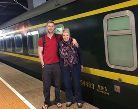 14 Days Kathmandu-Lhasa-Beijing Tour by Train