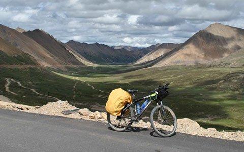 15 Days Central Tibet Biking Tour
