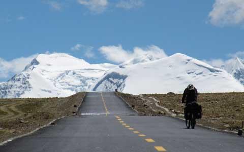 22 Days Lhasa to Kathmandu Bike Tour