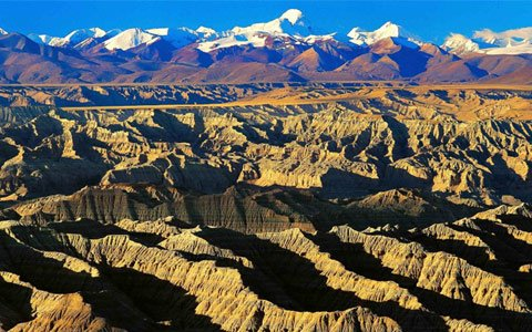 18 Days Classic Chongqing and Lhasa to EBC and Kailash and Manasarovar Tour