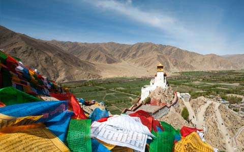 12 Days Tibet Tour to the Historical Sites along the Brahmaputra River