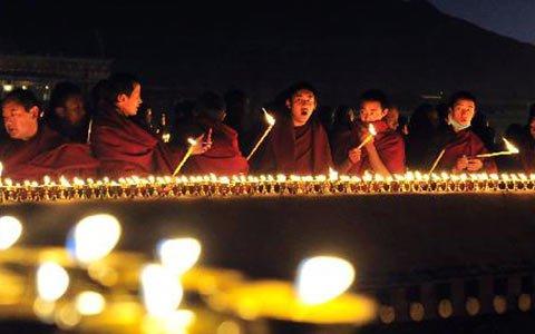 5 Days Gaden Ngachen Chenmo Festival Tour
