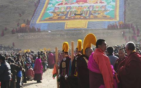 8 Days Tashilhunpo Festival Tour