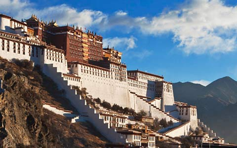 5 Days Short Visit to Lhasa from Nepal by Air