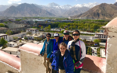 12 Days Best Family Expedition Tour from Lhasa to Kathmandu