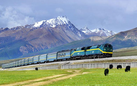 9 Days Classic Chengdu and Lhasa to Kathmandu overland Tour via Qinghai-Tibet Railway