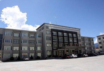 Facade of Chongqing Cygnet Hotel