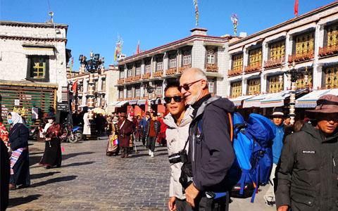 16-Day Beijing Lhasa EBC Kathmandu Tour