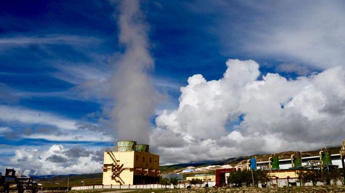 Yangbajain Geothermal Field