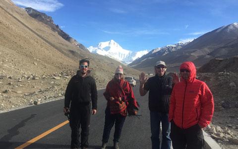 11 Days Kathmandu Lhasa Everest Big Loop Tour (Start & End in Nepal)