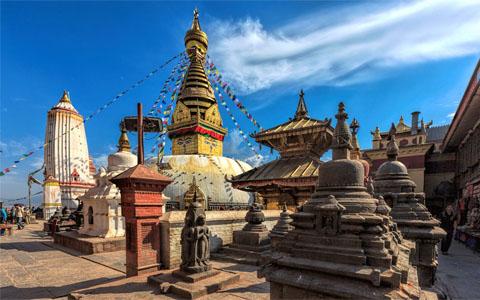 8 Days Kathmandu Lhasa City Tour with Scenic Trekking