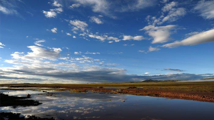 Tibetan weather