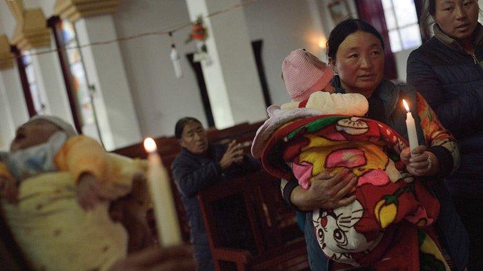 Merry Christmas in Tibet