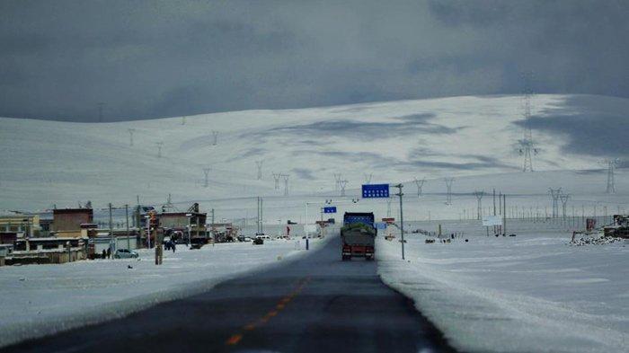 Qinghai-Tibet Highway