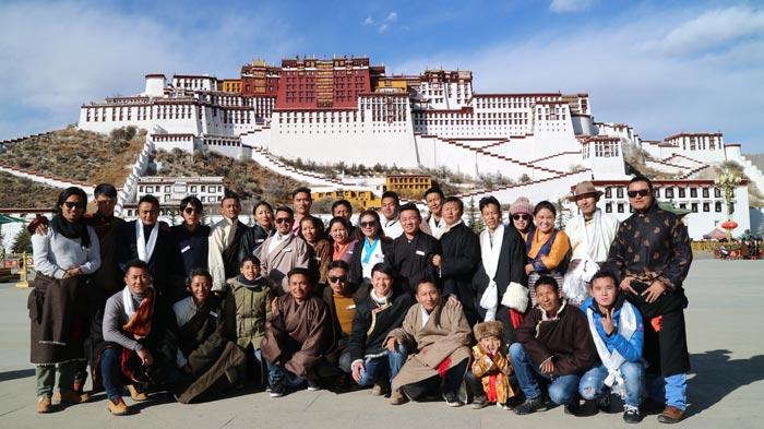 Tibet Vista Annual Guide Award